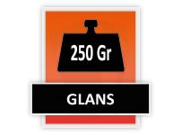 250 grams Glans
