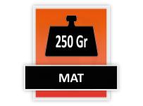 250 grams Mat