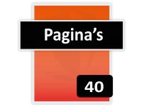 40 Pagina's