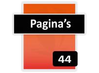 44 Pagina's