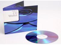 CD/DVD hoesje Trim & Tape