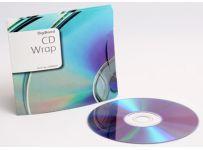 CD/DVD hoesje Perf & Tab