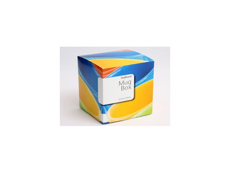 Mug Box Trim & Tape