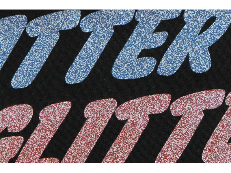 Transferdruk Glitter Moda