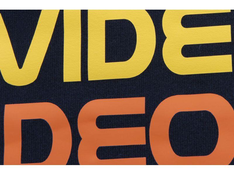 Transferdruk Videoflex