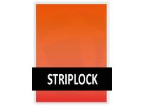 Striplock/Zonder venster